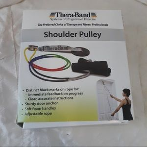 SHOULDER PULLEY